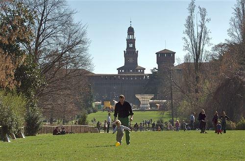 Parco Sempione Facilebimbi